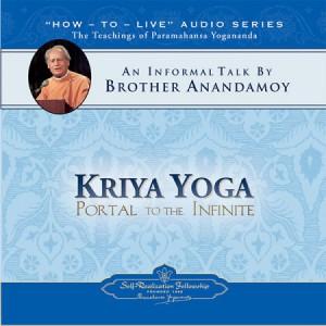 CD Kriya Yoga Anandamoy