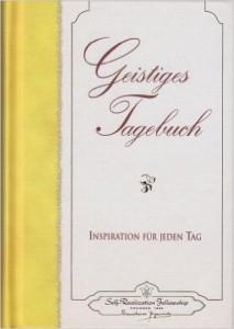 Geistiges Tagebuch Cover