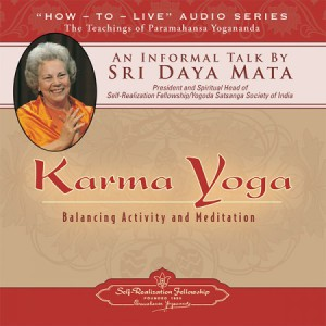 Karma Yoga DM
