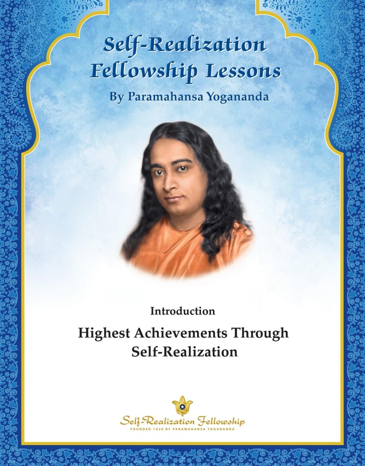 Lehrbriefe von Yogananda