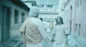 YOg trifft Yukteswar