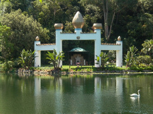 lake-shrine gandhi memorial